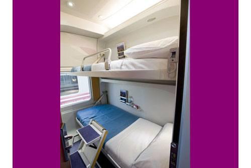 camas tren hotel renfe