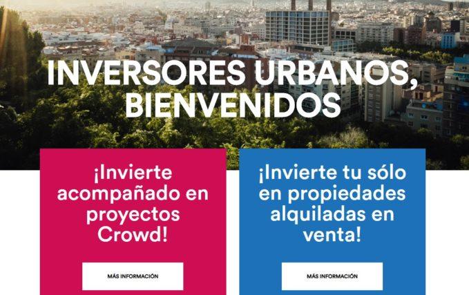 Crowdfunding Inmobiliario con Inveslar