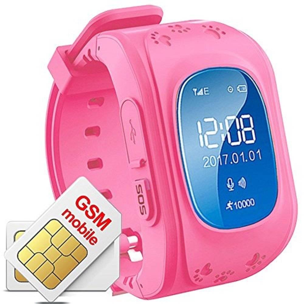 Hangang reloj rastreados GPS niños