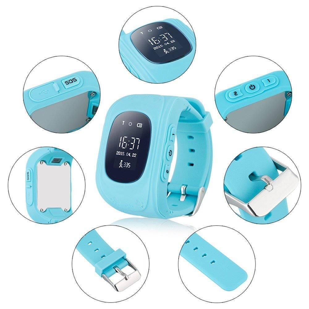 Juneo TKSTAR Childrens Smartwatch sim anti-lost