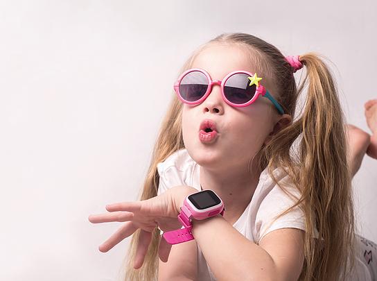 Reloj Smartwatch GPS niños