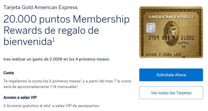 Solicitar American Express
