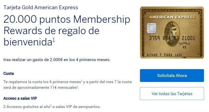 Solicitar American Express