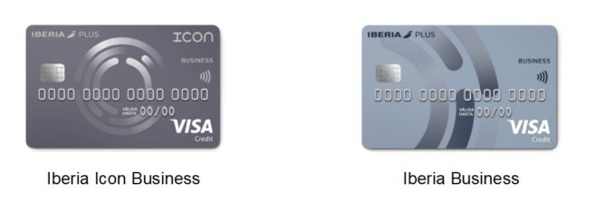 Iberia Icon Business & Iberia Business