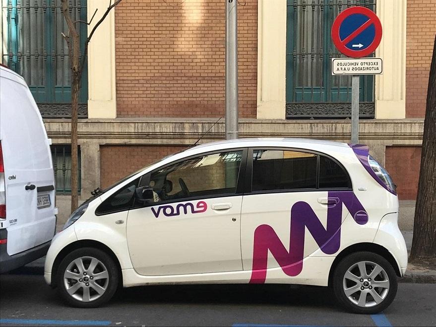 Alquiler de coches electricos