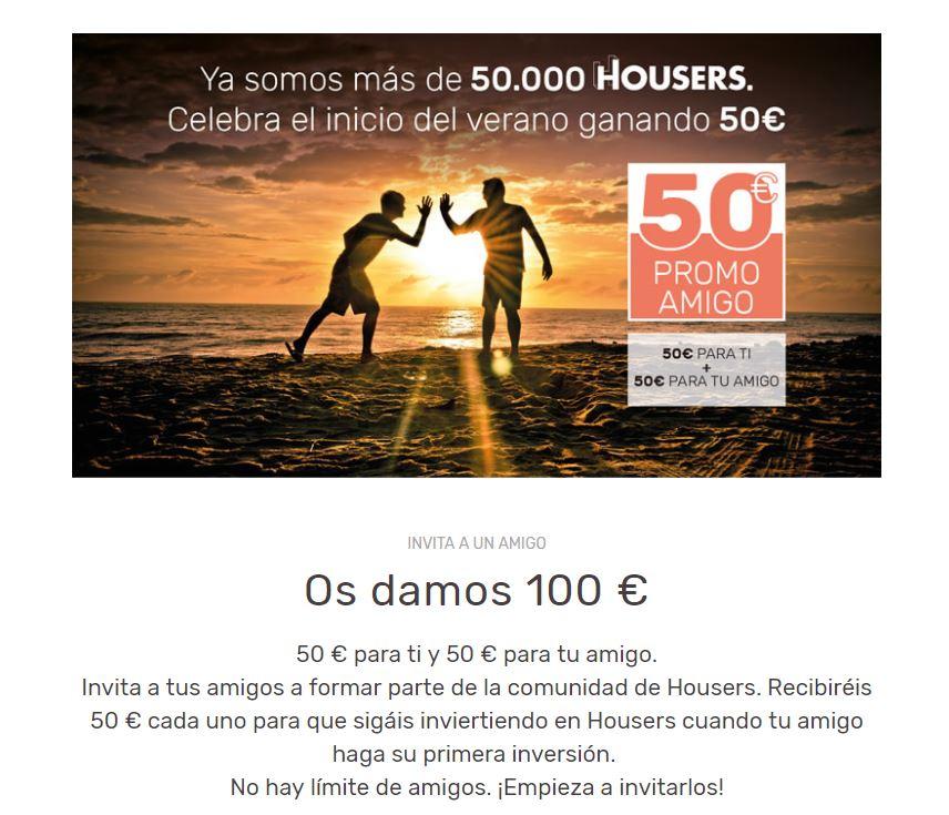 Promoción de Housers
